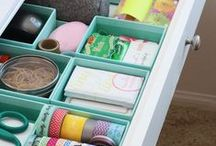 Organize it! / by Cheryl Sousan | Tidymom.net