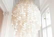 Lighting and more... Lena Kroupnik interior design / by Lena Kroupnik Interiors