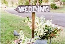 Vintage Wedding / Beautiful wedding inspiration...