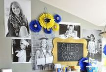 Graduation / from graduation announcements to graduation party ideas