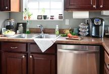 Kitchen Tips / best kitchen tips from the web / by Cheryl Sousan | Tidymom.net