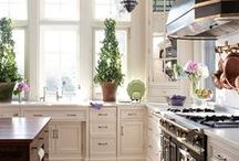 Kitchens and Laundry Areas / by Joanne Giroux