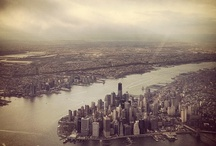 to do in NYC / by Ashley Alberta