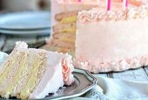 Cakes / Fabulous cakes and cake recipes. Found via Cheryl Sousan at TidyMom.net / by Cheryl Sousan | Tidymom.net
