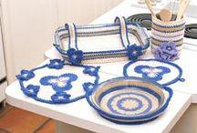 "Crochet for the Home (Corona) / *Categorizing my overloaded main Crochet (Corona) board. Most of the patterns I myself pin ""originally"" to this board are FREE. Enjoy! ¯\_(ツ)_/¯ / by Corona"