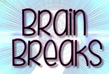 Brain Breaks / Fun and EASY ideas for implementing brain breaks in your classroom.
