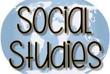 Social Studies / Follow this board to get innovative ideas for teaching social studies in your elementary classroom.