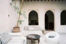 moroccan style / boho