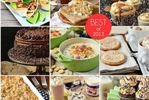 Best of Blogger Recipes / Food bloggers highlight their best and favorite #recipes