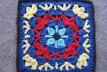 Crochet Granny Squares and Motifs (Corona) / by Corona