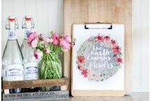 printables, graphics, fonts & typography / by Cheryl Sousan | Tidymom.net