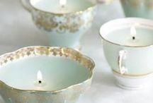 Teacups - Upcycle Reuse Recycle Repurpose DIY
