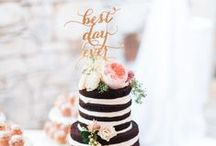 wedding cake & cuisine / cakes and treats / by haydkersh