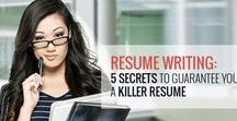 CV & Resume Advice / Helpful hints and tips on writing that perfect CV or Resume.