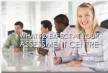 Assessment Centres / Assessment Days / Tips on preparing, practising and performing effectively at  Assessment Centres