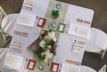 Wedding centerpieces / gorgeous floral centerpieces for weddings