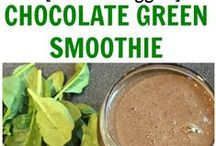 Smoothies and Shakes / A collection of satisfying, delicious smoothies and shakes.
