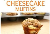Muffins, Snack Bites, and Breads / Fresh, delightful recipes perfect for any time of the day. Little snack bites and muffins to hold you over during your busy day.