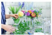 Floral DIY's that inspire / How to's and simple tips, plus expert ideas to make gorgeous flower designs for yourself.