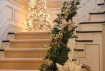 Christmas Home Decorations / Christmas Decoration Ideas for Inside and Outside of the home.