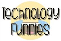 Technology Funnies / The board hosts all sorts of memes and tech humor!