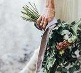 [ flowers & bouquets ] / Wedding Bouquets, Hochzeitsblumen, Brautstrauß