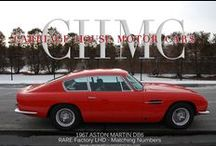Aston Martin - Carriage House Motor Cars