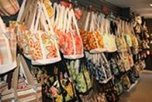 Cloverfields / Locally made purses, luggage and all sizes of bags.
