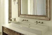 E/A Residence - Master Bathrooms