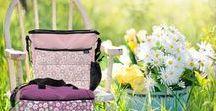 Complementos PASEO / Bolsos, bolsas, cambiadores plegables, foulard's.....