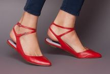 Heel today, gone tomorrow / Shoes, shoes, shoes! / by Monika Brown