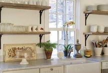 Kitchen ideas / by Monika Brown