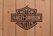Harley Davidson / All things motorcycle and Biker shit / by Betty Joe Gallegos