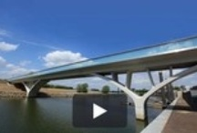 Bridge architecture / bridge architecture from the Netherlands by design office ipv Delft