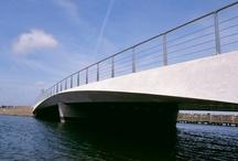 Concrete bridges / concrete bridges with architectural design