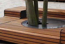 Street furniture / Benches, bins, poles, seating, landscape projects
