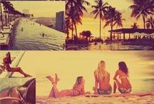 Beach, summer and everything else <3