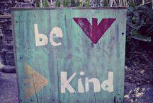 INSPIRATION NATION / Stay positive. Enjoy & be inspired.