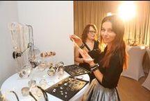 By Dziubeka Press Day / 3 września o godzinie 12:00 w luksusowym apartamencie warszawskiego hotelu H15 odbyło się pierwsze spotkanie prasowe marki By Dziubeka. Imprezę, na którą przybyło wielu gości ze świata mediów, uświetniła swoją obecnością również znana prezenterka telewizyjna Paulina Sykut. / by By Dziubeka Jewellery