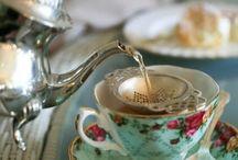 Little things & Tea sets