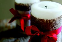 Not Just Your Average Candles / Everything looks better in the warm glow of candle light!