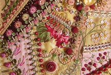 Crazy Quilting & Embroidery