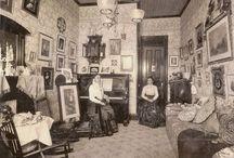 Edwardian & Victorian houses