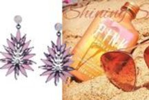Shining Summer / by By Dziubeka Jewellery