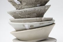 CERAMICS & CO / Craftmenship as in pots, clay, glass, wood etc