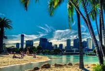 Brisbane / The capital city of Australia's sunshine state, Brisbane has a lot to offer travellers all year round.