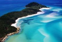 Great Barrier Reef, Cairns & Whitsunday Islands / Cairns and the Whitsunday Islands are two great gateways to the Great Barrier Reef - one of the seven natural wonders of the world.