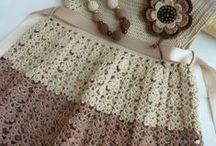 Crochet  For The Little Girl