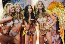 Victoria's Secret Fashion Show / looks from vsfs and backstage pics / by Pimdao