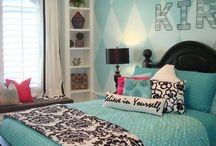 Bedroom decor ideas / For a wonderland come true